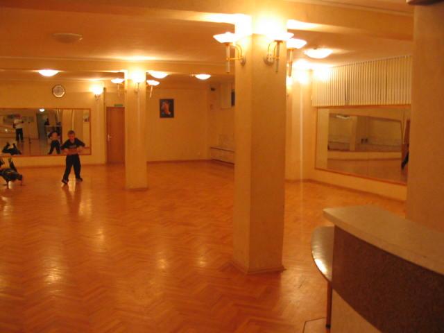 Место репетиций Zal
